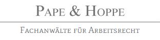 Pape & Hoppe Rechtsanwälte